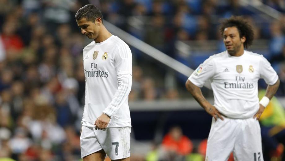 La desazón de Cristiano y el Madrid tras ser humillados en casa