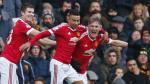 Manchester United venció 2-1 a Watford FC por la Premier League - Noticias de bastian schweinsteiger