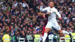 Cristiano Ronaldo y el codazo a Dani Alves durante el clásico - Noticias de fútbol español