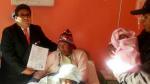 Puno: Reniec ya inscribe nacimientos y defunciones en aimara - Noticias de martin pauca