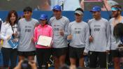 Inés Melchor ganó la Entel 10K en mujeres [FOTOS]