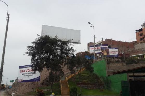 Lima destina S/.6 mlls. de obras viales para 'casas solidarias'