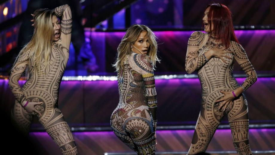 American Music Awards: lo mejor de la ceremonia en imágenes