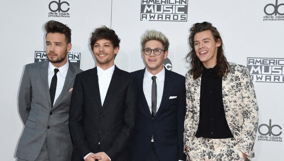 American Music Awards: famosos se lucieron en la alfombra roja