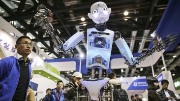 Innovación y entretenimiento en conferencia mundial de robots