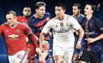 Champions League: resultados y Guía TV de partidos de mañana