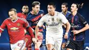 Champions League: resultados de los 16 partidos de la fecha 5
