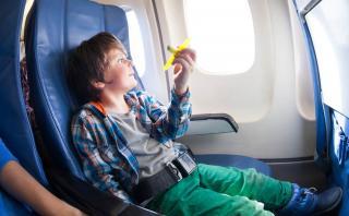Ben, el pequeño de 8 años que te dice cómo encontrar aviones