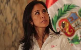 Nadine Heredia: Fiscalización aprueba levantar secreto bancario
