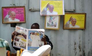 El papa Francisco viajará a África, en su gira más arriesgada
