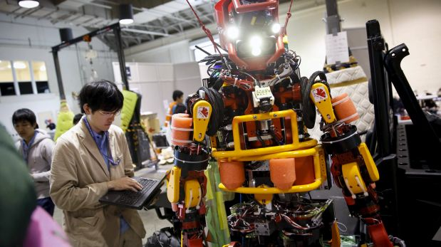 Resultado de imagen para china robotizacion de la industria