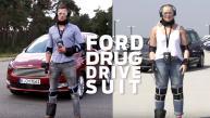 YouTube: Ford fabricó curioso traje para crear conciencia