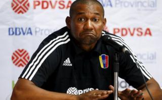Técnico de Venezuela se reunió cuatro horas con dirigentes y...