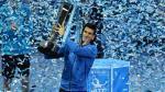 Djokovic venció a Federer y ganó título del Masters de Londres - Noticias de david beckham