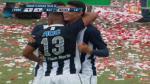 Alianza Lima: Aparicio marcó el gol del empate ante Municipal - Noticias de juan diego gonzalez vigil