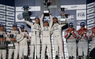 WEC: Mark Webber, campeón mundial de resistencia