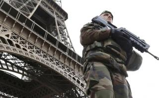 Francia: Hallan un cinturón bomba cerca de París