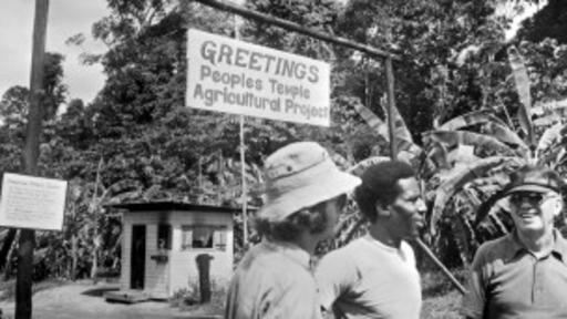 Jonestown fue considerado un