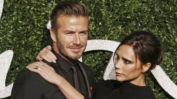 Famosos lucieron sus mejores galas en el British Fashion Awards