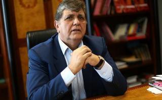 Alan García dirigirá equipo que elaborará su plan de gobierno