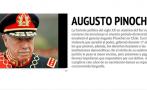 Augusto Pinochet: el centenario del dictador
