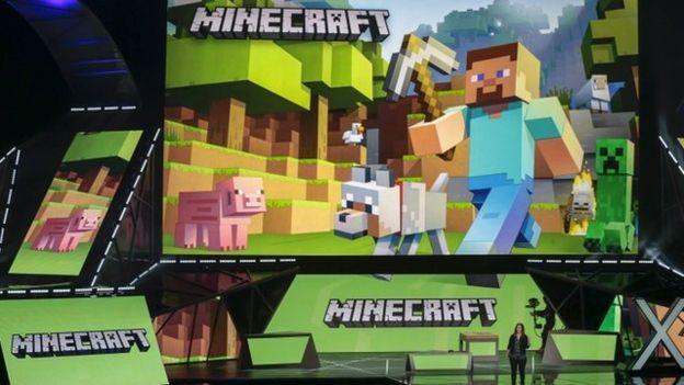 Minecraft es uno de los juegos más populares en la actualidad. (Foto: BBC)