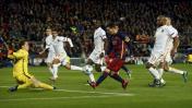Lionel Messi marcó golazo a la Roma por la Champions League