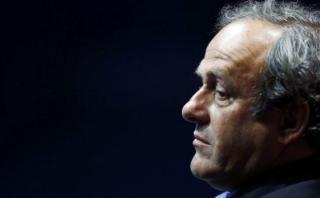 Platini: Comité ético de FIFA pidió su suspensión de por vida
