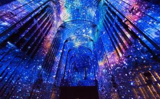 Mira la transformación visual de esta capilla gótica en Londres