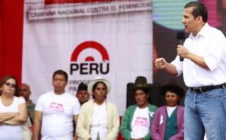 Ollanta Humala: No hay que sacar la vuelta a Ley Universitaria