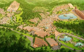 El Arca de Noé abrirá sus puertas en un nuevo parque temático