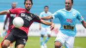 Sporting Cristal empató 2-2 con Melgar por el Torneo Clausura