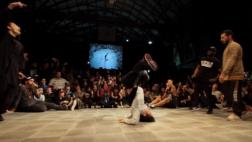Increíble exhibición de break dance en Bélgica [VIDEO]
