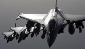 El temible avión con el que Francia aterra al Estado Islámico
