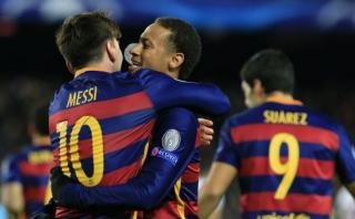 """Messi: """"He disfrutado viendo al equipo, pero es mejor jugar"""""""