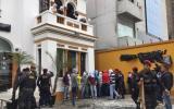 Fiscalía denunció a detenidos por toma de hotel en Miraflores