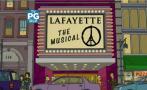 """""""Los Simpson"""" rindieron homenaje a las víctimas de París"""