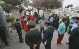 Surco y Chorrillos: decenas de invasores ocuparon cementerio
