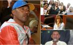 Roberto Palacios y otros deportistas que entraron a la política
