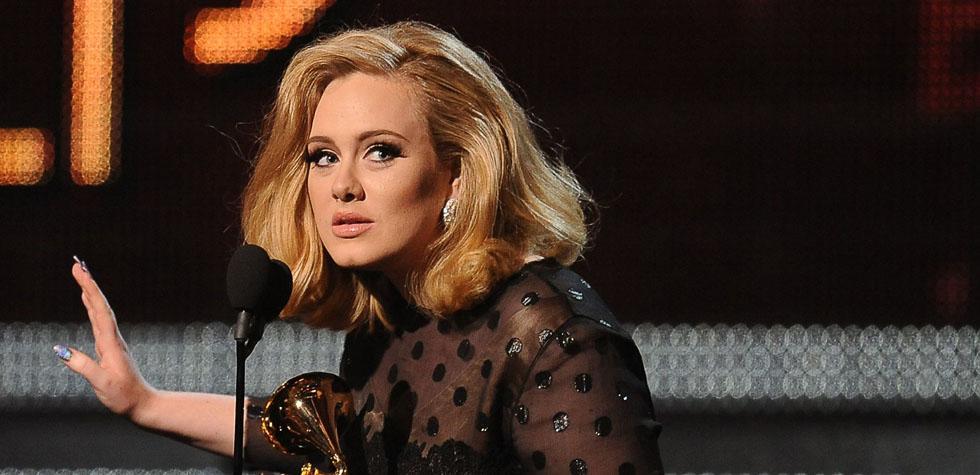 Disco de Adele ya es el más vendido del año