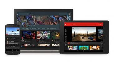 Controla YouTube en la TV usando el smartphone o tablet