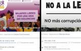 Hoy marchan por ley Cotillo, aborto y violencia contra la mujer