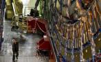Gran colisionador de partículas alcanza nuevo récord de energía