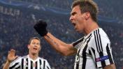 Juventus venció 1-0 a Manchester City por la Champions League