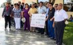 Áncash: estudiantes y docentes protestan contra 'ley Cotillo'