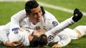 Real Madrid venció 4-3 a Shakhtar con dos de Cristiano Ronaldo