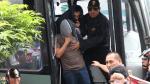 Miraflores: así llevaron a carceleta a los detenidos en hotel - Noticias de materiales peligrosos