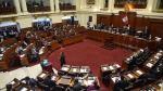 Ley Cotillo será vista en el pleno del Congreso en diciembre - Noticias de un día como hoy