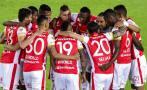 Santa Fe finalista de la Sudamericana: empató con Luqueño