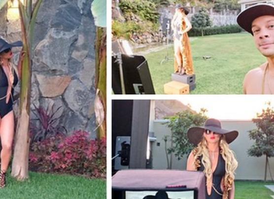Mario Hart y Leslie Shaw: así graban juntos nuevo videoclip
